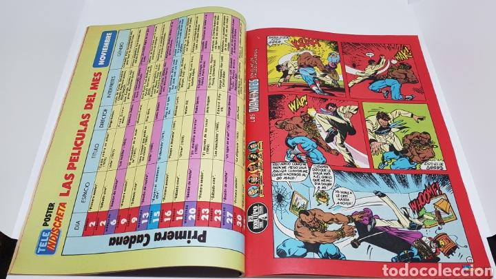 Coleccionismo de Revistas y Periódicos: TELE INDISCRETA TELEINDISCRETA NUMERO 38 COMIC EQUIPO A - Foto 2 - 168538532