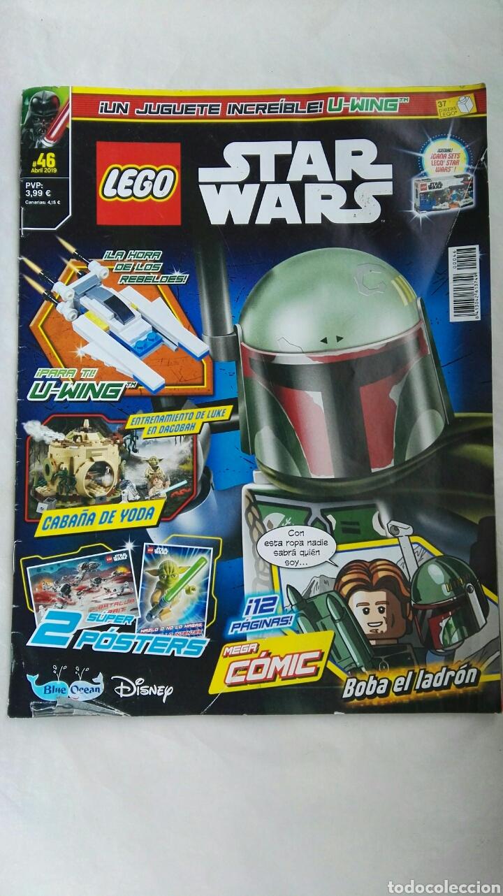 REVISTA LEGO STAR WARS N 46 2019 (Coleccionismo - Revistas y Periódicos Modernos (a partir de 1.940) - Otros)