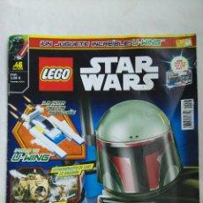 Coleccionismo de Revistas y Periódicos: REVISTA LEGO STAR WARS N 46 2019. Lote 177483329