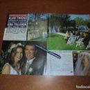 Coleccionismo de Revistas y Periódicos: RETAL 1994: BODA DE MISS MUNDO GINA TOLLESON CON ALAN THICKE (LOS PROBLEMAS CRECEN). . Lote 168647468