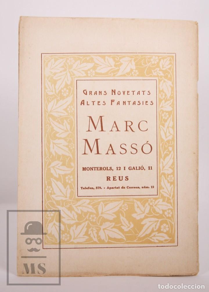 Coleccionismo de Revistas y Periódicos: Antigua Revista del Centre de Lectura de Reus - Any IV, Núm. 88 - Año 1923 - Foto 5 - 168672612