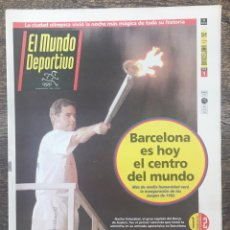 Coleccionismo de Revistas y Periódicos: LOTE BARCELONA 92 MUNDO DEPORTIVO. Lote 168681620