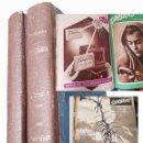 Coleccionismo de Revistas y Periódicos: SOMBRAS. REVISTA FOTOGRÁFICA. DESDE EL Nº 1 AL 31 (INCLUIDOS) 1944/45/46. EN 2 TOMOS.. Lote 168702980