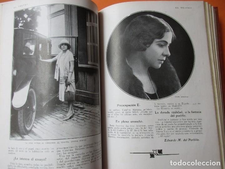 Coleccionismo de Revistas y Periódicos: TOMO DE REVISTAS BLANCO Y NEGRO 1927/1928. - Foto 7 - 168817880