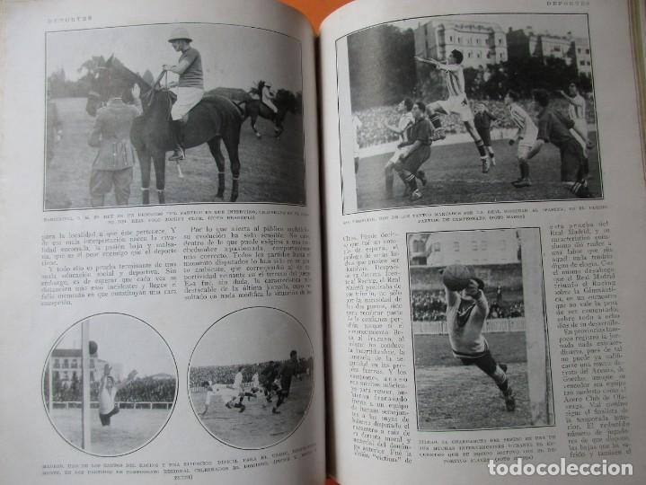 Coleccionismo de Revistas y Periódicos: TOMO DE REVISTAS BLANCO Y NEGRO 1927/1928. - Foto 10 - 168817880