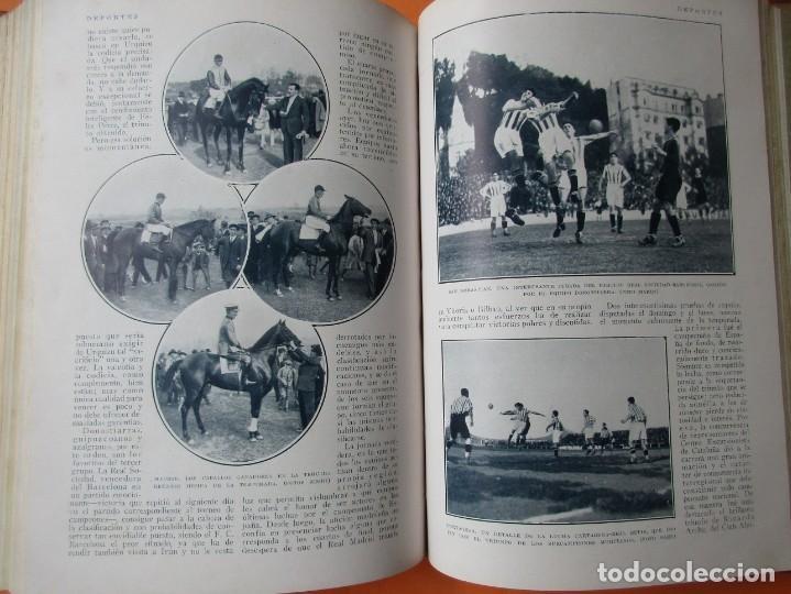 Coleccionismo de Revistas y Periódicos: TOMO DE REVISTAS BLANCO Y NEGRO 1927/1928. - Foto 11 - 168817880