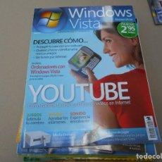 Coleccionismo de Revistas y Periódicos: WINDOWS VISTA-REVISTA OFICIAL N2. Lote 168829552