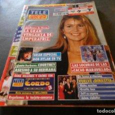 Coleccionismo de Revistas y Periódicos: REVISTA EN BUEN ESTADO TELE INDISCRETA 328 25 MAYO 1991. Lote 168854072