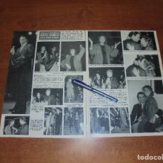 Coleccionismo de Revistas y Periódicos: RETAL PRENSA 1983 BERTÍN OSBORNE. ANTONIO GALA. ANA OBREGÓN. GINA LOLLOBRIGIDA. BUERO VALLEJO. AZAF,. Lote 168875044