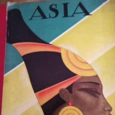 Coleccionismo de Revistas y Periódicos: ASIA JULY 1927 DARKET DUDDHIST TEMPLE NATIONALISM AN MISSIONS SIAMESE GIBBONS CHINESE MIND CHINA. Lote 168951308