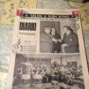 Coleccionismo de Revistas y Periódicos: ANTIGUA REVISTA DIARIO SALON NAUTICO DEL DEPORTE AÑOS 60. Lote 169056792