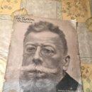 Coleccionismo de Revistas y Periódicos: ANTIGUA REVISTA LA ESCENA CATALANA TERRA BAIXA ÁNGEL GUIMERÁ AÑO 1908. Lote 169057020