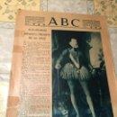 Coleccionismo de Revistas y Periódicos: ANTIGUO NUMERO EXTRAUDINARIO DEL ABC LEPANTO EL TRIUNFO DE LA CRUZ AÑOS 50. Lote 169059156