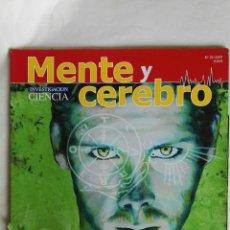 Coleccionismo de Revistas y Periódicos: REVISTA MENTE Y CEREBRO PENSAMIENTO MÁGICO. Lote 169086397