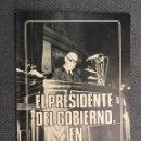 Coleccionismo de Revistas y Periódicos: FALANGE. EL PRESIDENTE DEL GOBIERNO EN LAS CORTES.DISCURSO DEL ALMIRANTE CARRERO BLANCO (A.1973). Lote 169133036