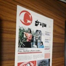 Coleccionismo de Revistas y Periódicos: GRAPA 66. REVISTA CULTURAL GRANADINA. 8 PÁGINAS. BUEN ESTADO. RARÍSIMA. Lote 169140100
