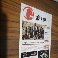 Coleccionismo de Revistas y Periódicos: GRAPA 65. REVISTA CULTURAL GRANADINA. 8 PÁGINAS. BUEN ESTADO. RARÍSIMA. Lote 169140124