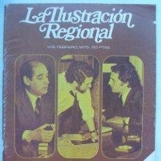 Coleccionismo de Revistas y Periódicos: LA ILUSTRACION REGIONAL . Nº 6, FEBRERO 1975: TRES ANDALUCES EN BRUSELAS, HUELGA DE JEREZ, ETC. Lote 262070510