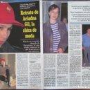 Coleccionismo de Revistas y Periódicos: RECORTE REVISTA SEMANA Nº 2934 1996 ARIADNA GIL. Lote 169168284