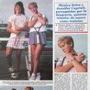 Coleccionismo de Revistas y Periódicos: RECORTE REVISTA SEMANA Nº 2860 1994 MONICA SELES Y JENNIFER CAPRIATI. Lote 169169572