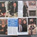 Coleccionismo de Revistas y Periódicos: RECORTE REVISTA SEMANA Nº 2860 1994 MANOLO ESCOBAR. Lote 169169912