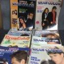 Coleccionismo de Revistas y Periódicos: FOTONOVELA - LUNELA GRAN COLOR - LOTE DE 29 EJEMPLARES. Lote 169193757