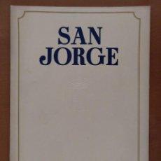Coleccionismo de Revistas y Periódicos: REVISTA SAN JORGE DIPUTACION BARCELONA Nº 5 ENERO 1952 GENERALITAT VALENCIA/BRUCH. Lote 169395572