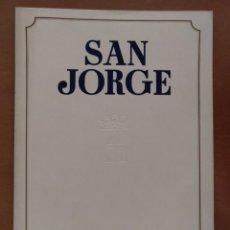 Coleccionismo de Revistas y Periódicos: REVISTA SAN JORGE DIPUTACION BARCELONA Nº 6 ABRIL 1952 CONGRESO EUCARISTICO/CALDAS DE MONTBUY. Lote 169395712