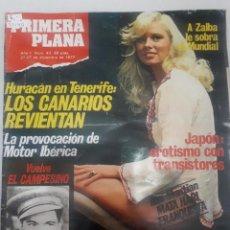 Coleccionismo de Revistas y Periódicos: 22140 - REVISTA - PRIMERA PLANA - Nº 43 - AO 1974. Lote 169572108