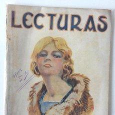 Coleccionismo de Revistas y Periódicos: LECTURAS FEBRERO 1926. Lote 169585320