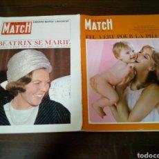Coleccionismo de Revistas y Periódicos: REVISTA PARIS MATCH 1966. Lote 169679229