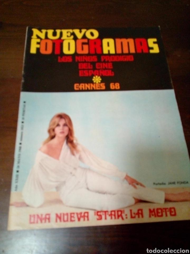 REVISTA NUEVO FOTOGRAMAS (Coleccionismo - Revistas y Periódicos Modernos (a partir de 1.940) - Otros)
