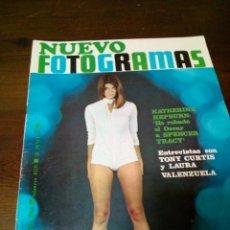 Coleccionismo de Revistas y Periódicos: REVISTA NUEVO FOTOGRAMAS. Lote 169680280