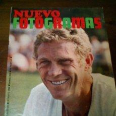 Coleccionismo de Revistas y Periódicos: REVISTA NUEVO FOTOGRAMAS. Lote 169680452