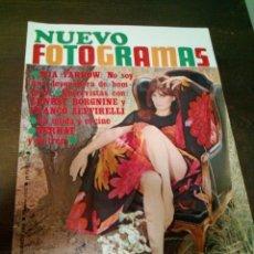 Coleccionismo de Revistas y Periódicos: REVISTA NUEVO FOTOGRAMAS. Lote 169680981
