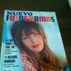 Coleccionismo de Revistas y Periódicos: REVISTA NUEVO FOTOGRAMAS. Lote 169681122