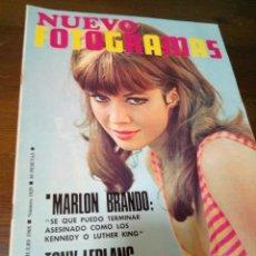 Coleccionismo de Revistas y Periódicos: REVISTA NUEVO FOTOGRAMAS. Lote 169681449