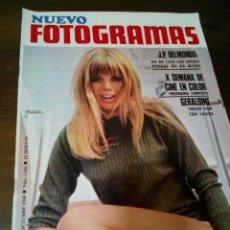Coleccionismo de Revistas y Periódicos: REVISTA NUEVO FOTOGRAMAS. Lote 169682194