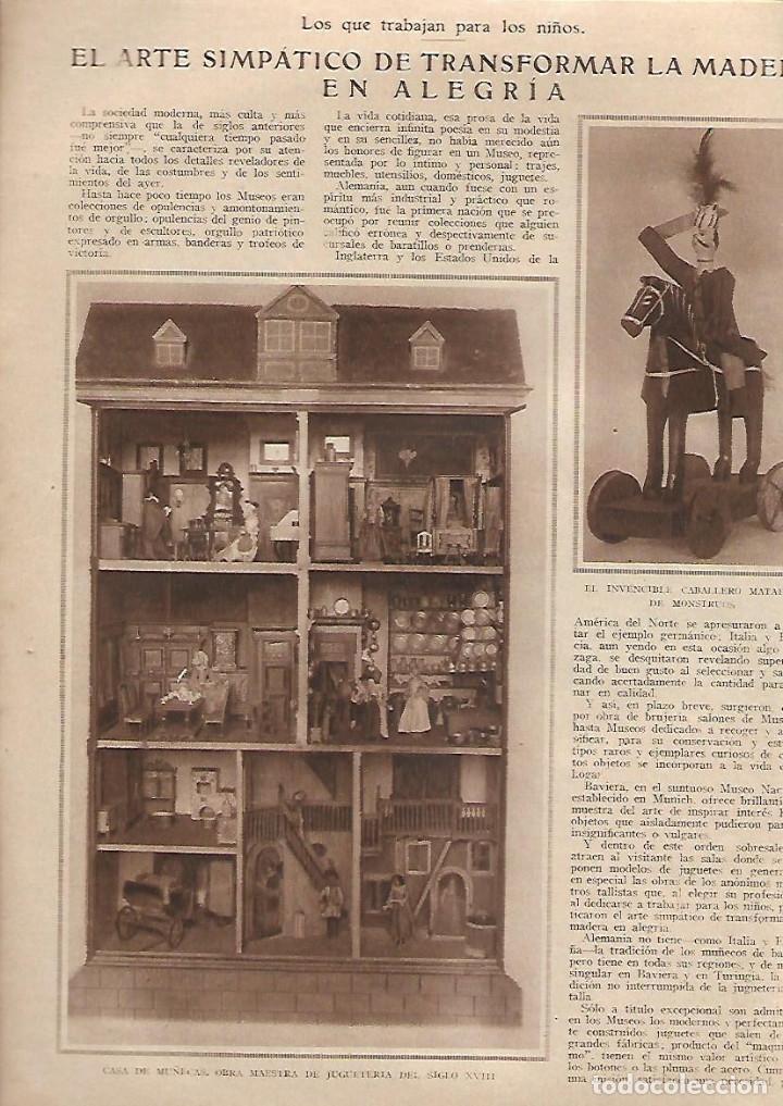 Juguetes Madera Lagarteranas Vivo Pintura Casa Familia De Zubiaurre Muñecas Tio Año 1924 Juegos AR3Lq54cj