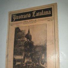 Coleccionismo de Revistas y Periódicos: ILUSTRACIO CATALANA . Nº 744 . RAFAEL CASANOVA 11 SEP 1917 . Lote 169734772
