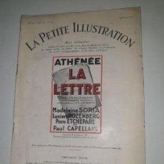 Coleccionismo de Revistas y Periódicos: LA PETITE ILLUSTRATION . Nº 477 . 1930. Lote 169735144