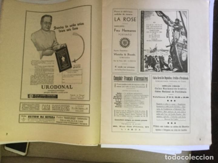 Coleccionismo de Revistas y Periódicos: ALMA NACIONAL, PERIÓDICO PORTUGUÉS - Foto 3 - 169754476