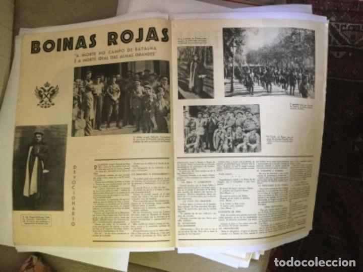 Coleccionismo de Revistas y Periódicos: ALMA NACIONAL, PERIÓDICO PORTUGUÉS - Foto 4 - 169754476