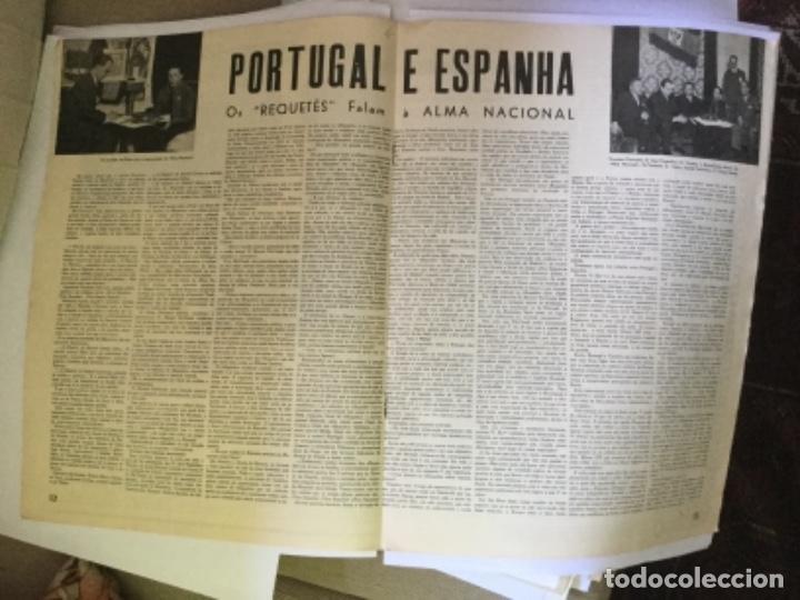 Coleccionismo de Revistas y Periódicos: ALMA NACIONAL, PERIÓDICO PORTUGUÉS - Foto 5 - 169754476