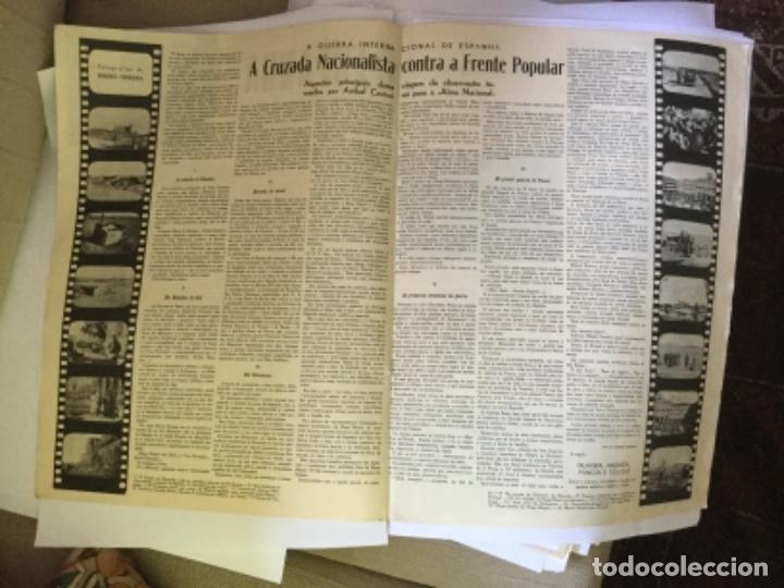Coleccionismo de Revistas y Periódicos: ALMA NACIONAL, PERIÓDICO PORTUGUÉS - Foto 6 - 169754476