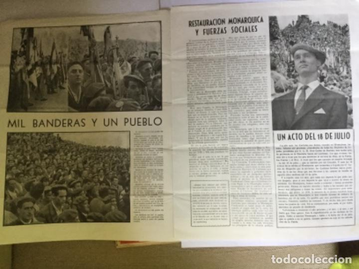 Coleccionismo de Revistas y Periódicos: 18 DE JULIO, PERIODICO - Foto 2 - 169758988