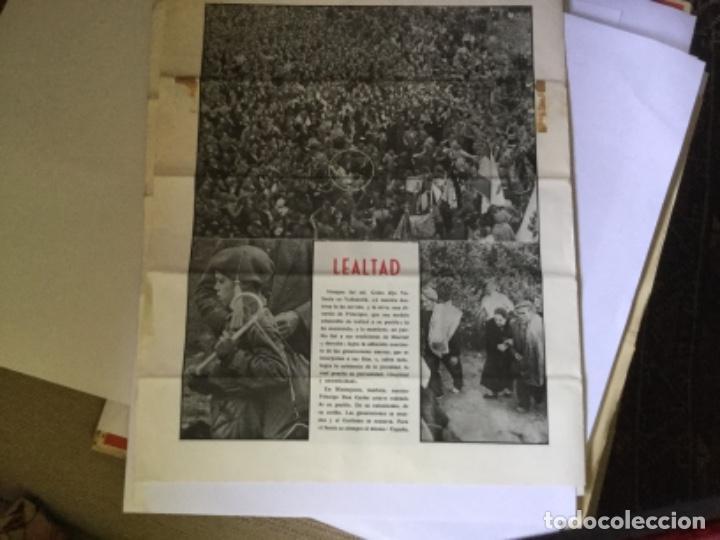 Coleccionismo de Revistas y Periódicos: 18 DE JULIO, PERIODICO - Foto 4 - 169758988
