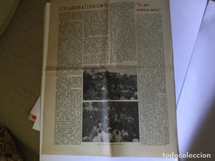 Coleccionismo de Revistas y Periódicos: 18 DE JULIO, PERIÓDICO CARLISTA - Foto 5 - 169760092