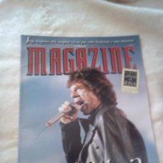 Coleccionismo de Revistas y Periódicos: REVISTA MAGAZINE ROLLING STONES EL ELIXIR DE LA VIDA Nº299. Lote 169802904