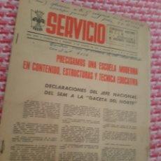 Coleccionismo de Revistas y Periódicos: SEMANARIO NACIONAL 874 FALANGE. Lote 169815784
